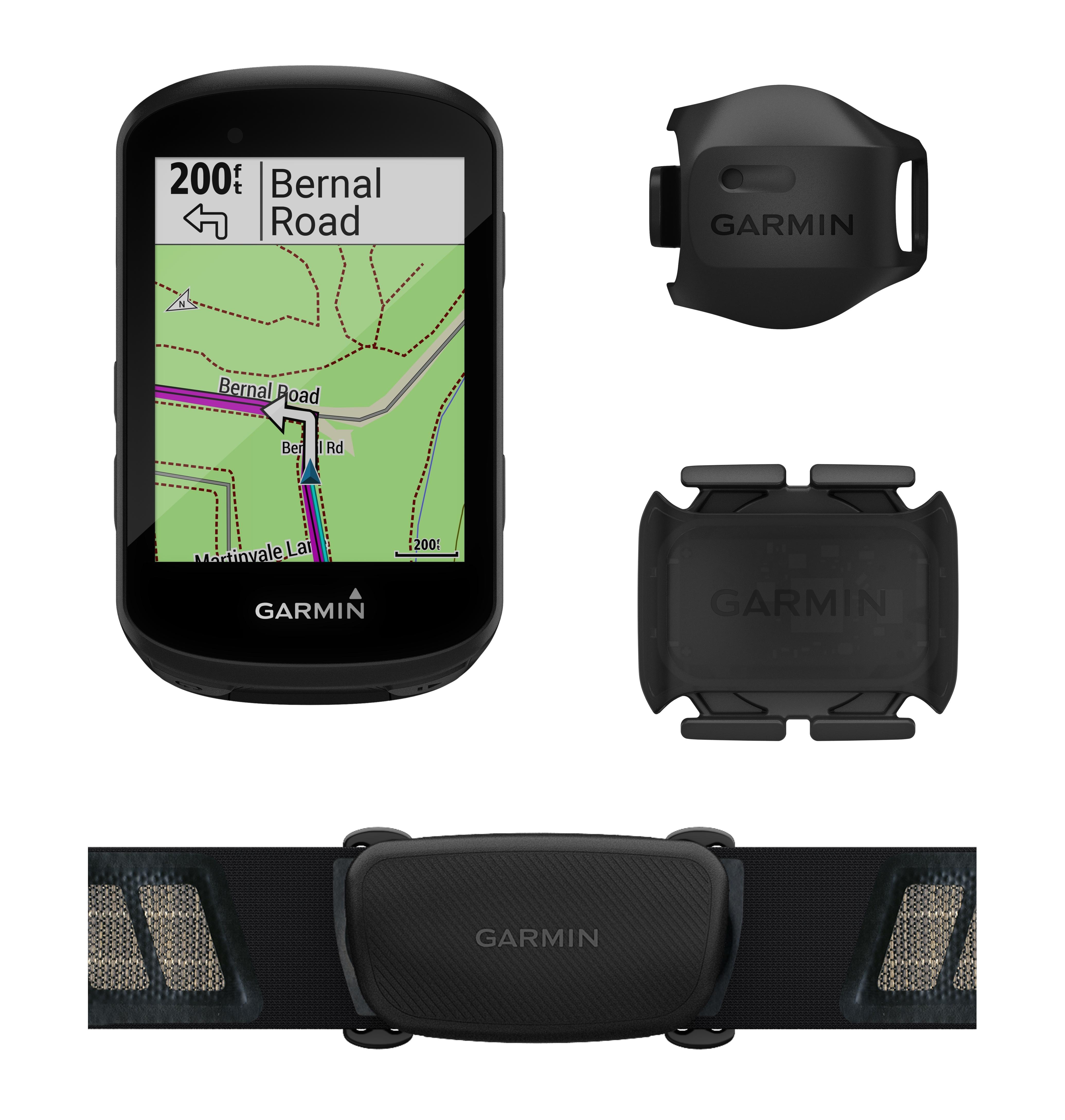 navigace GARMIN Edge 530 Pro Sensor Bundle HR