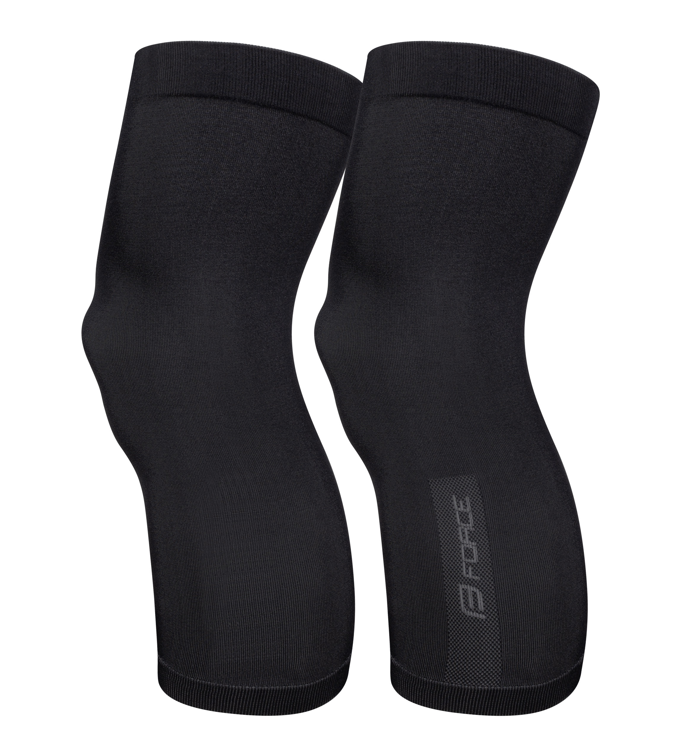 návleky na kolena F BREEZE pletené, černé
