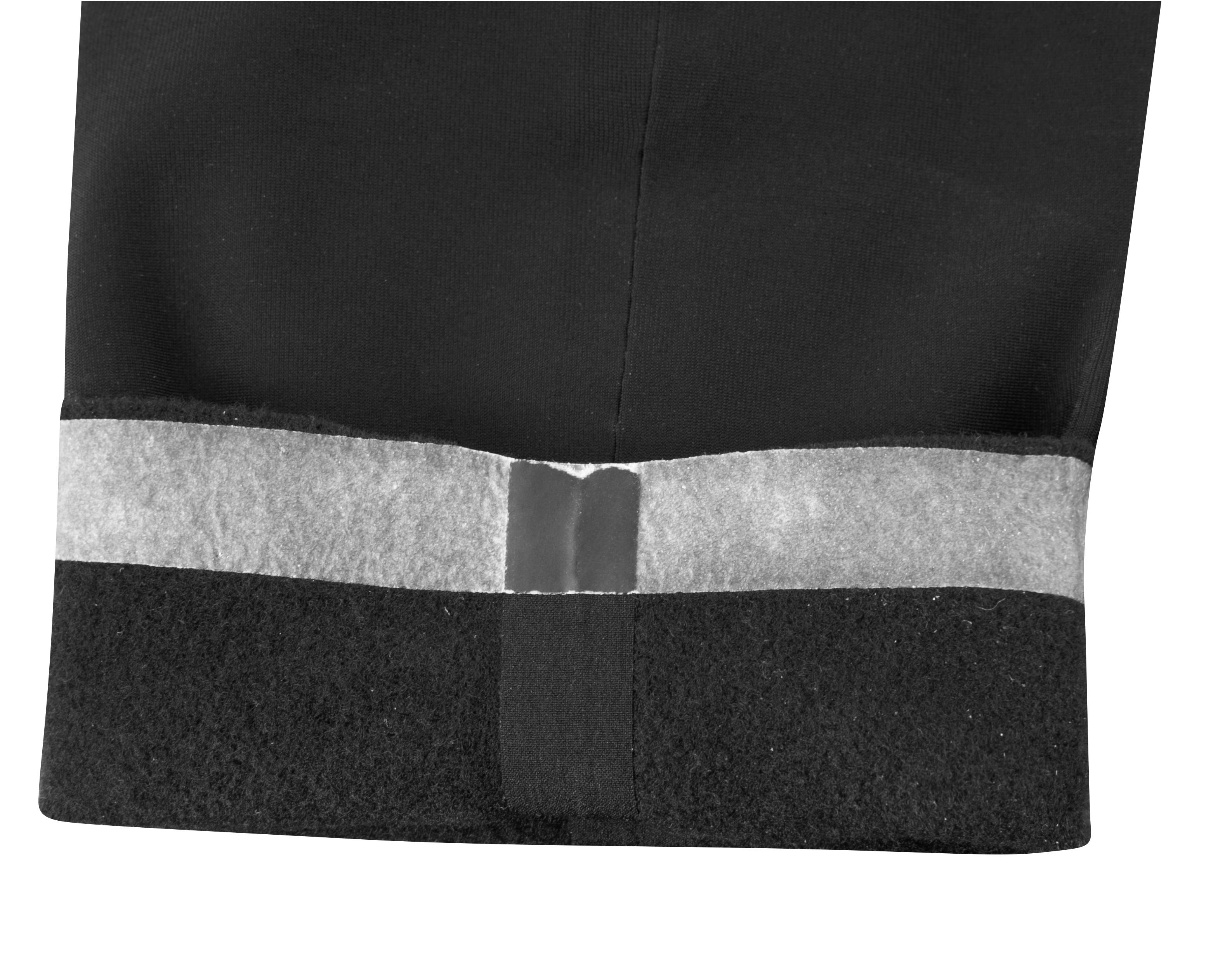 návleky na ruce FORCE RACE, lepené, černé XL