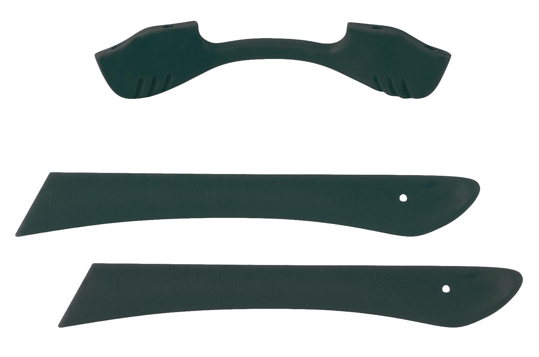 nosníky a gumičky nožiček RACE PRO, černé