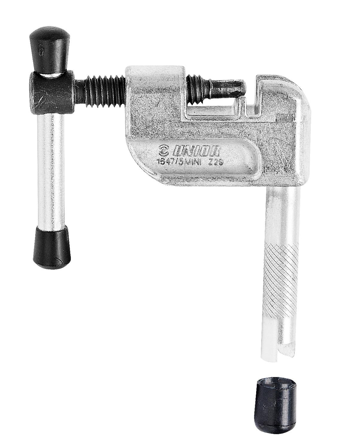 nýtovač řetezu UNIOR MINI s klíčem na ventilky