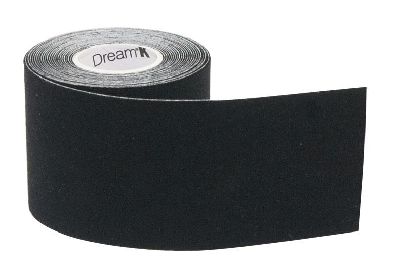 páska tejpovací SIXTUS DREAM-K TAPE černá