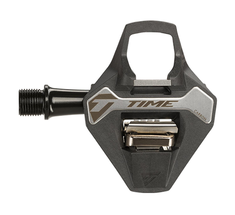 pedály TIME CYCLO 10 GRAVEL karbon/ocel, černé