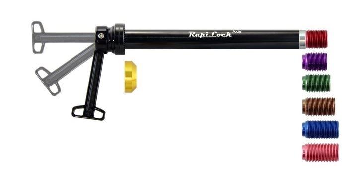 pevná osa RAPILOCK 12x105mm s adaptéry