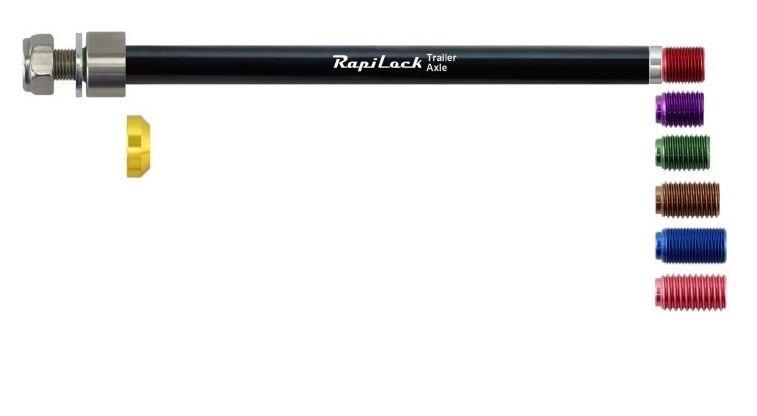 pevná osa RAPILOCK k dětským vozíkům 150-171mm