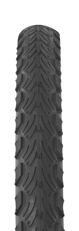 plášť FORCE 16 x 1,75, IA-2066, drát, černý