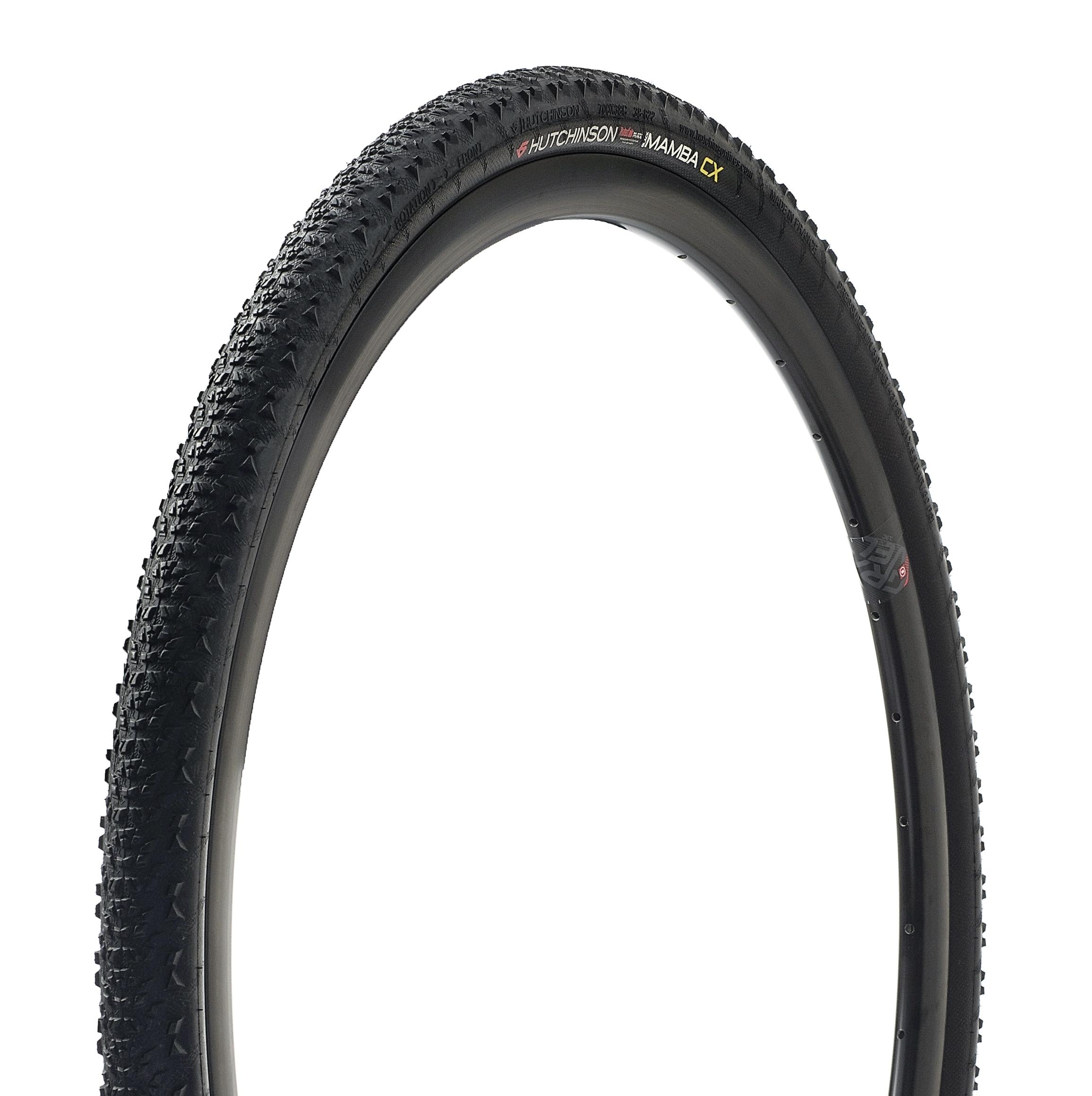 plášť HUTCH. BLACK MAMBA CX 700x38 TLR kevlar,črn. od ninex.cz