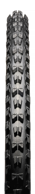 plášť HUTCH. GRIFFUS 29 x 2,40 TLR kevlar, černý