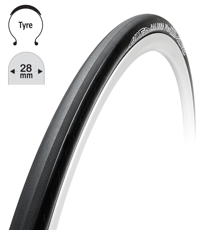 plášť TUFO Calibra Plus 28 700x28C, kevlar, černý