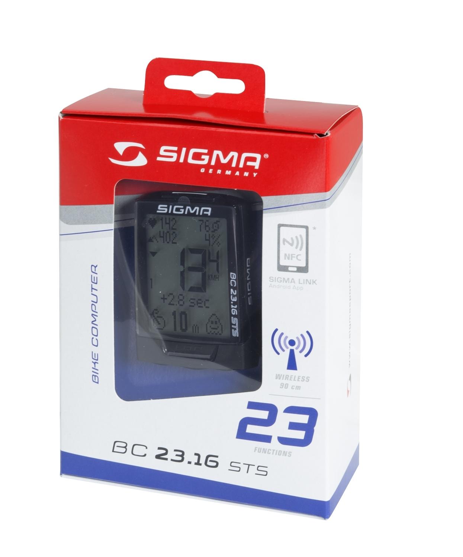 počítač SIGMA BC 23.16 STS