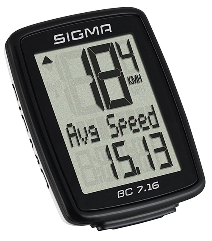 počítač SIGMA BC 7.16