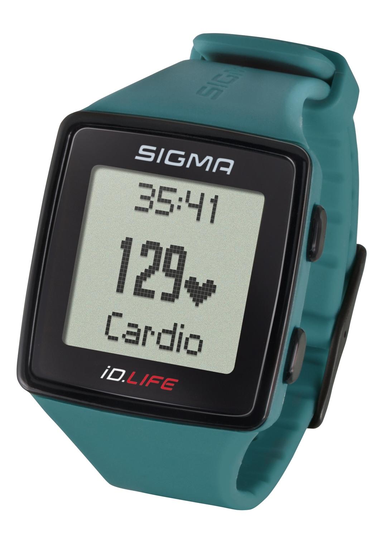 počítač SIGMA pulsmetr iD.LIFE zelený