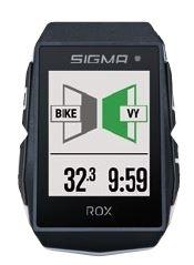 počítač SIGMA ROX 11.1, Evo HR Sensor Set, černý