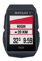 počítač SIGMA ROX 11.1, Evo HR Set, 150 fcí, černý
