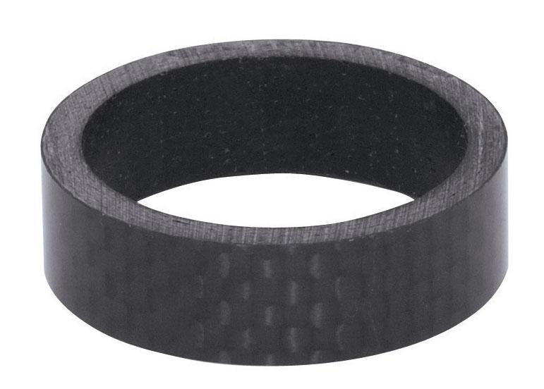 """podložka 1 1/8"""" AHEAD 10 mm KARBON-bez loga"""