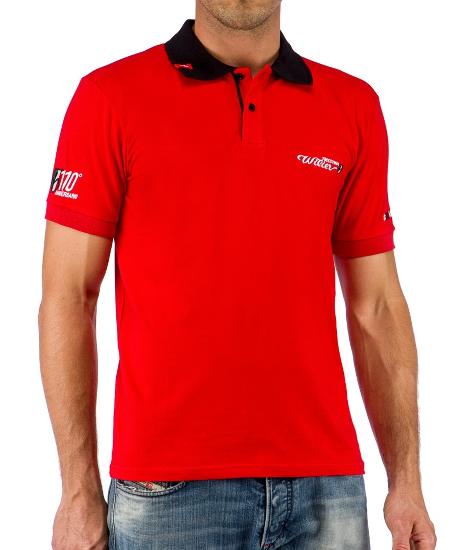 polokošile-triko POLO 110 červené  M