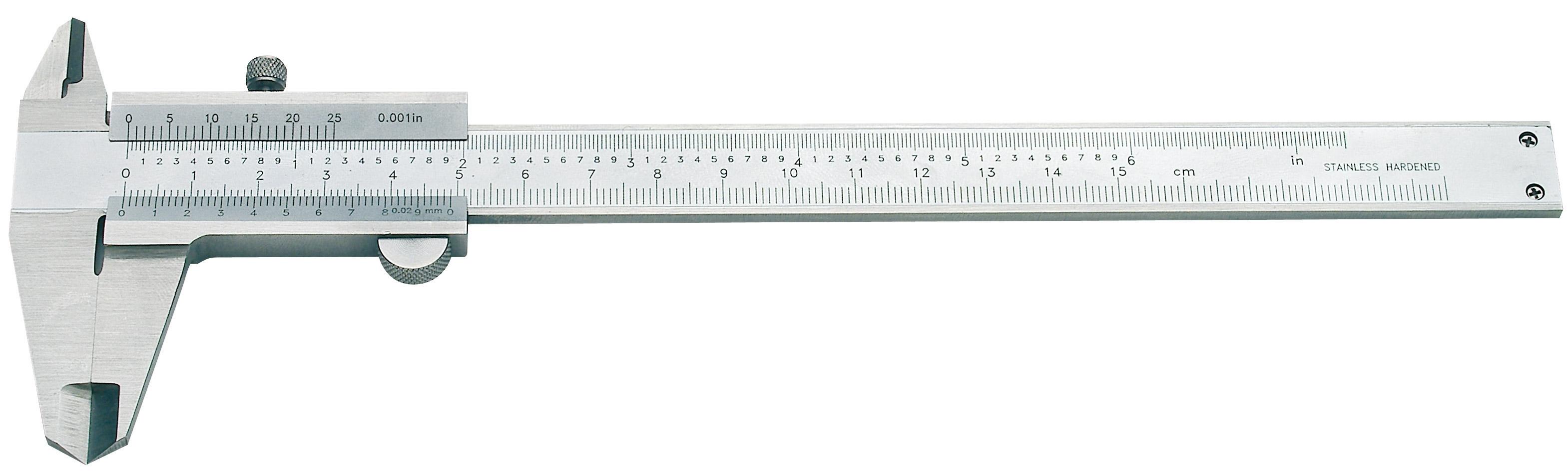 """posuvné měřítko """"šuplera"""" UNIOR 0-150mm"""