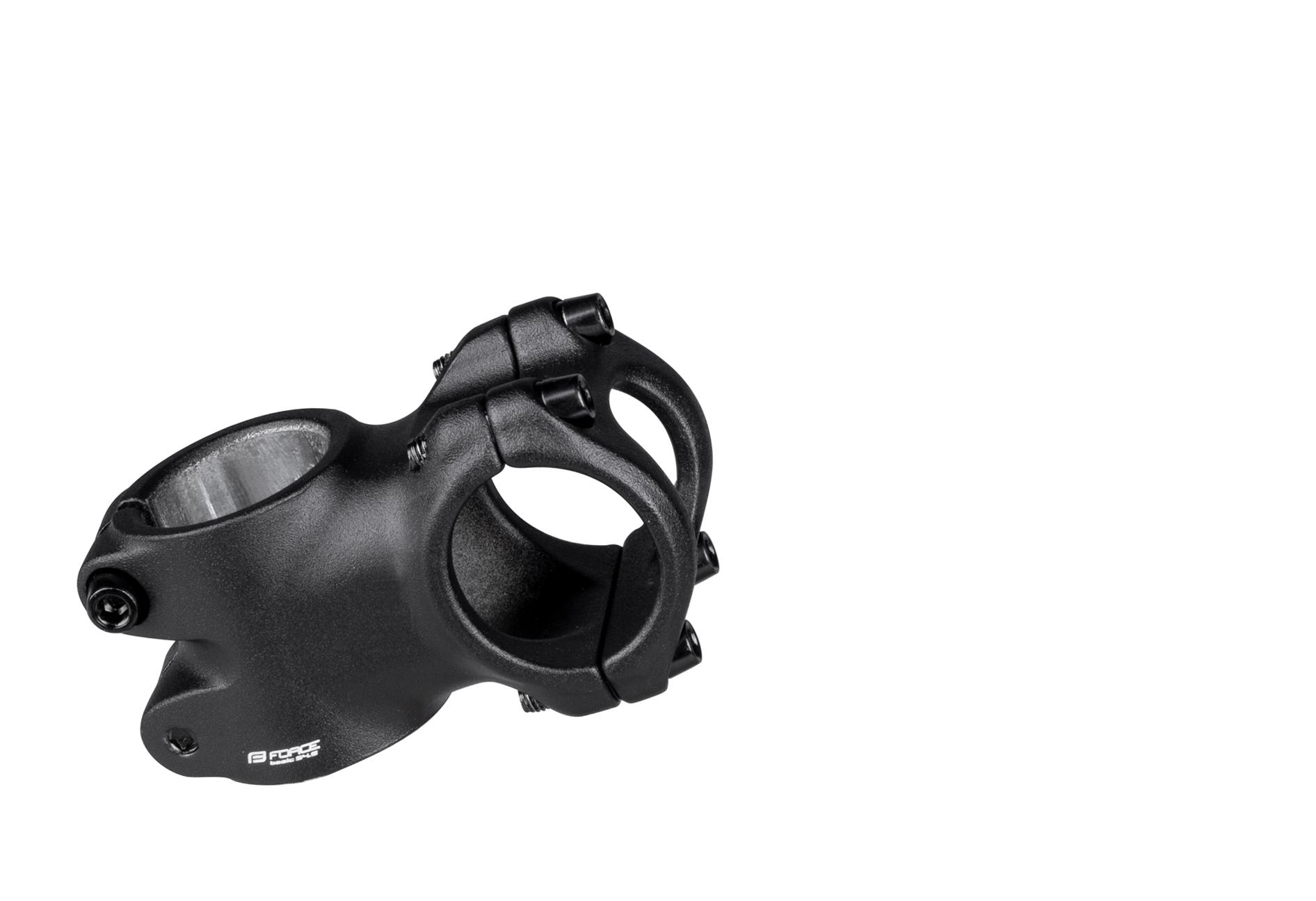 představec FORCE BASIC S4.5  31,8/45mm Al, černý