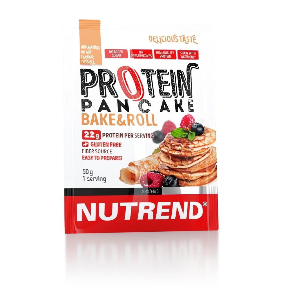 PROTEIN Pancake 10x 50 g bez příchuti