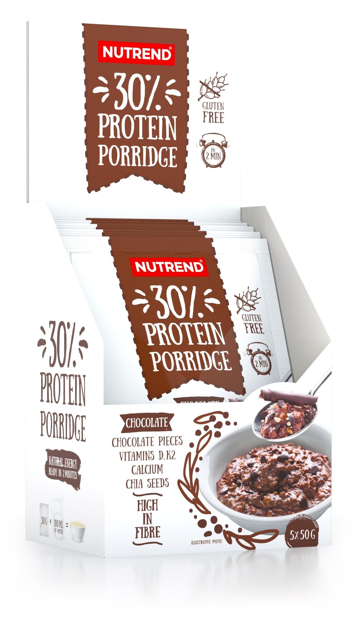 PROTEIN Porridge 5x 50 g čokoláda