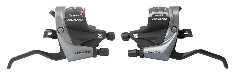 řadící a brzdové páky ALIVIO STM4000 9x3