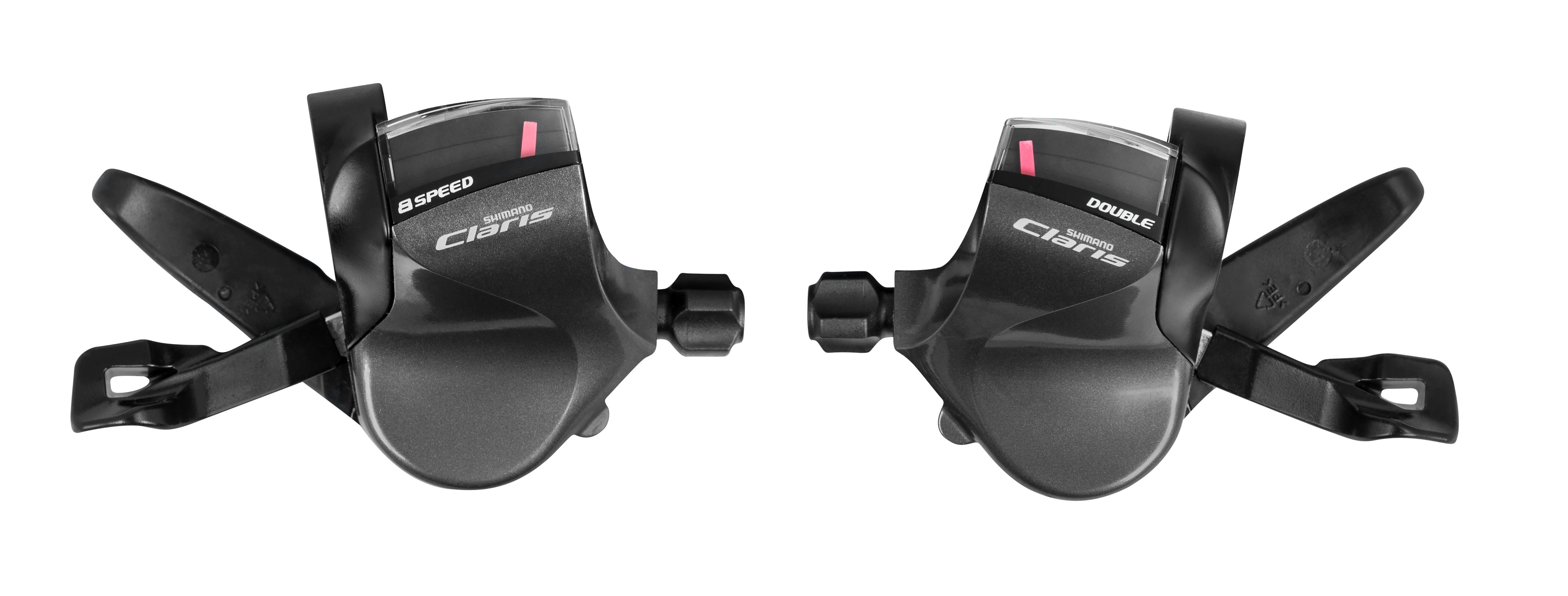 řadící páčky CLARIS SLR2000RA+RB 8x2