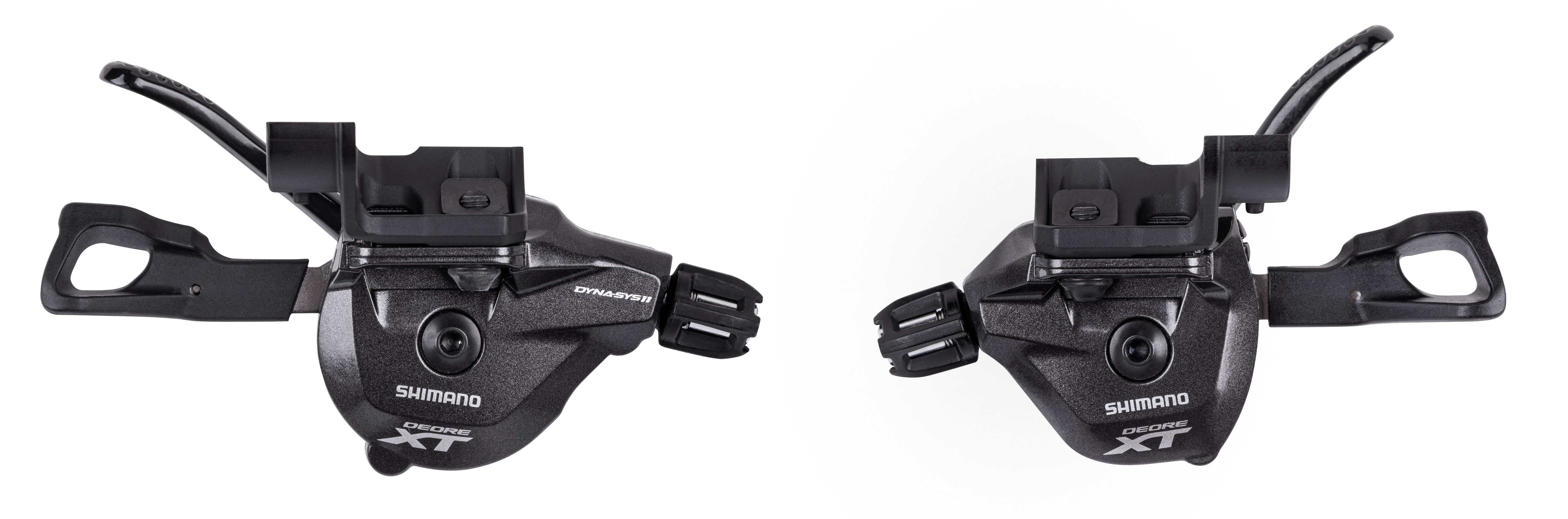 řadící páčky XT SLM8000 L+R 11 x 2/3k, bez objímky