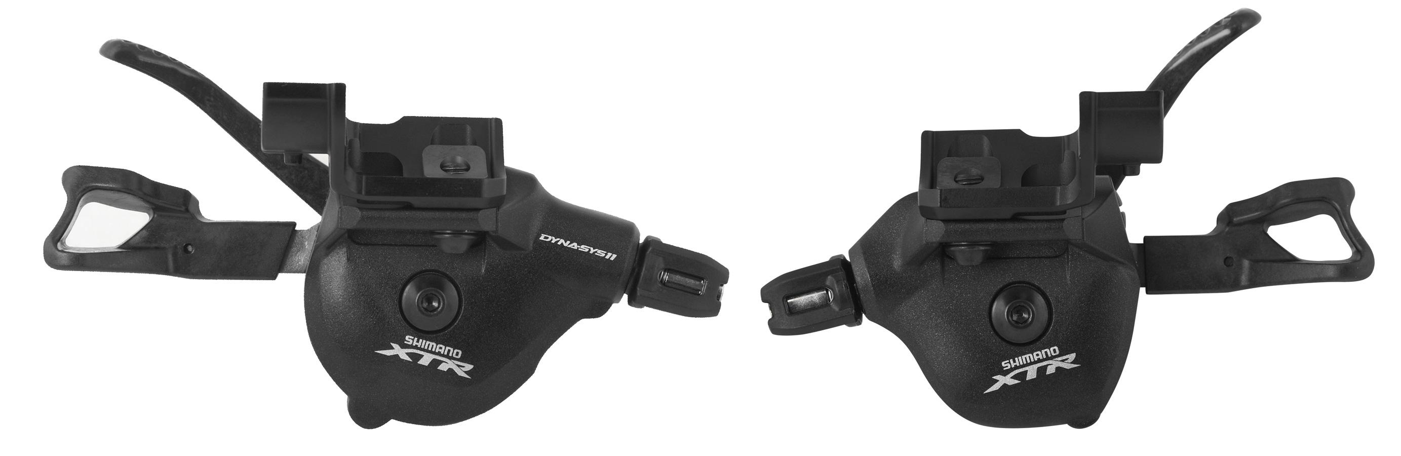 řadící páčky XTR SLM9000 L+R 11x 2/3k, bez objímky