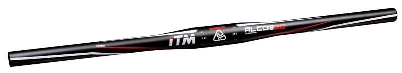 řidítka ITM ALCOR 80 MTB rovná 31,8/620 mm Al črn.