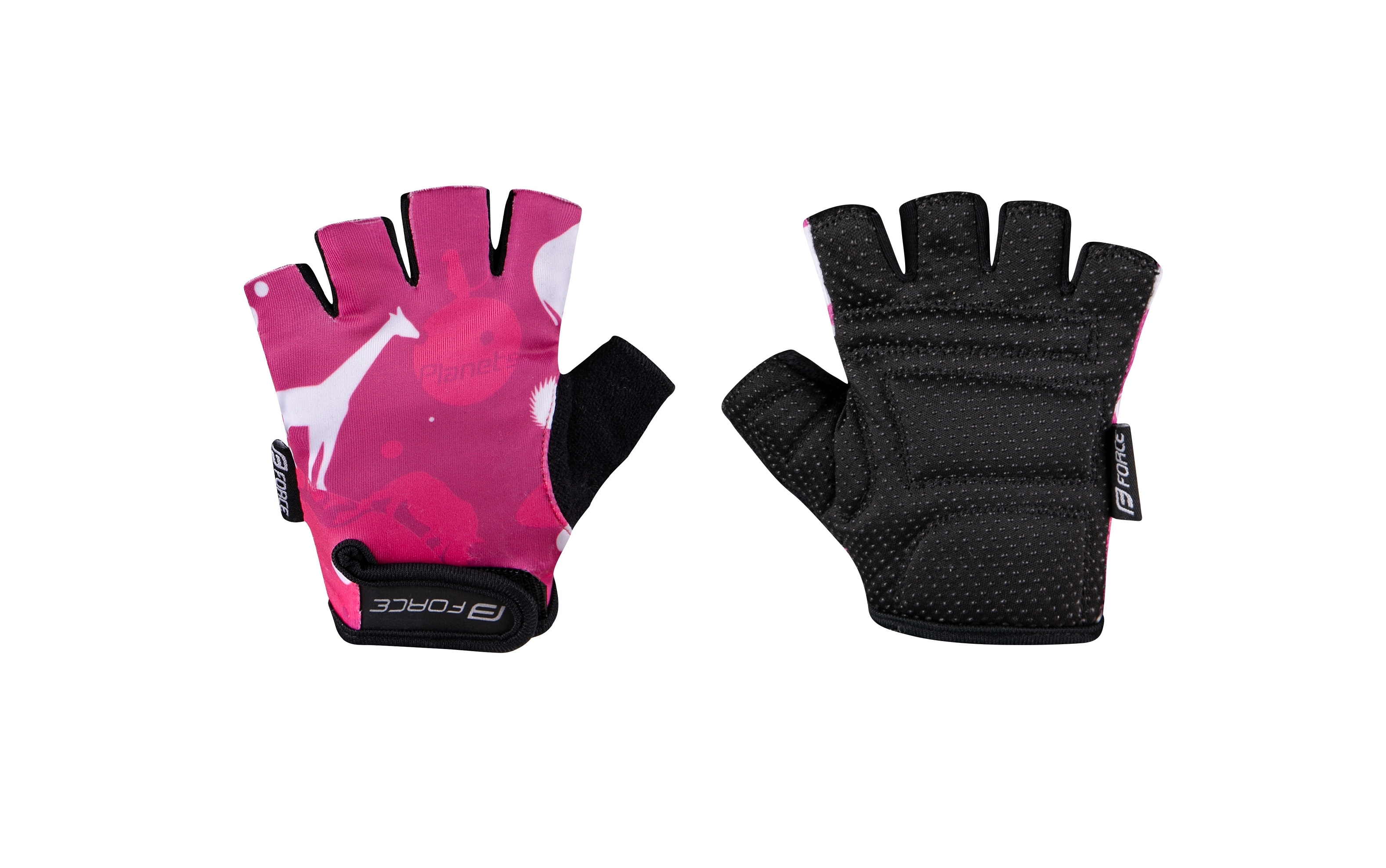 rukavice F PLANETS dětské, růžové M