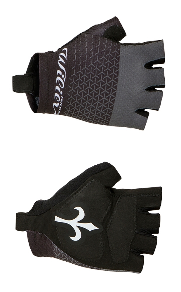 rukavice WILIER bez zapínání, černé XL