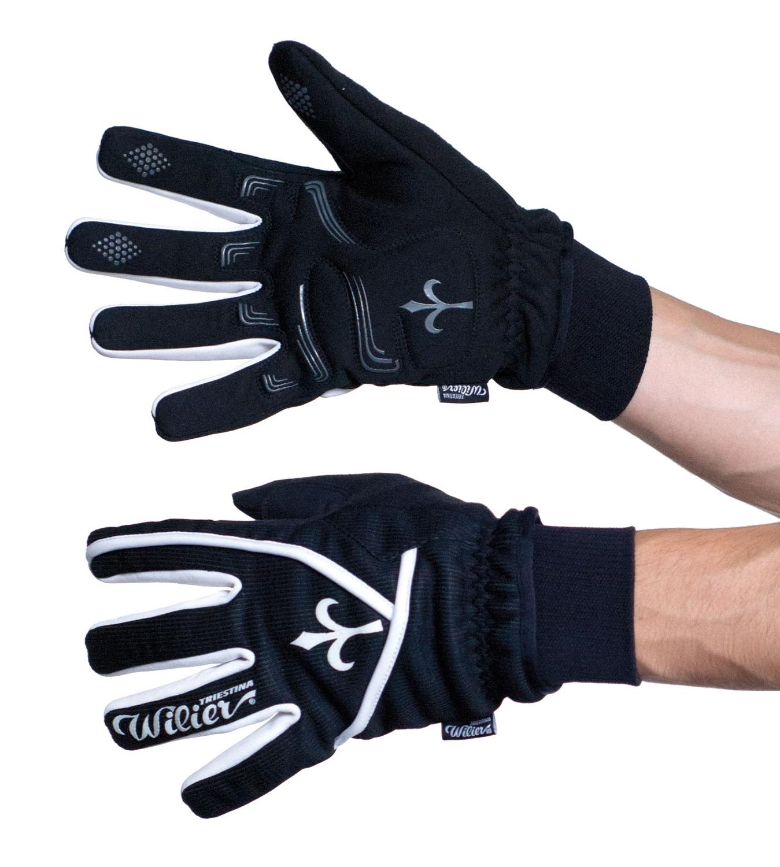 rukavice WILIER ULTRA, černé XL