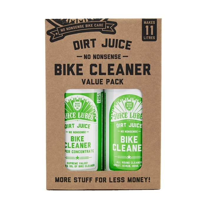 sada čističů JUICE LUBES Dirt Juice, 2 x 1l