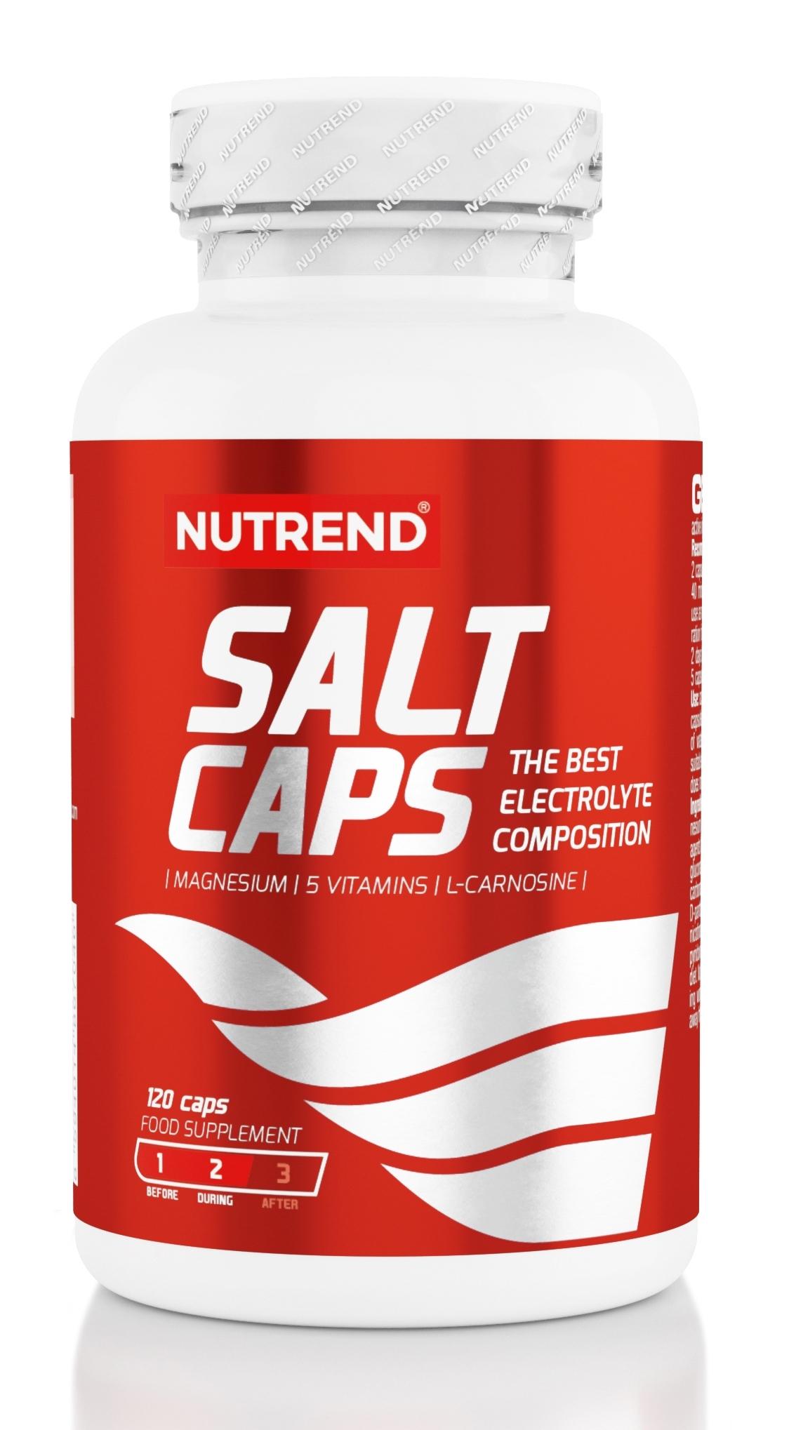 SALT CAPS, 120 kapslí