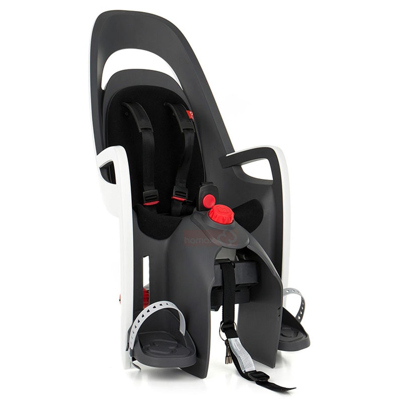 sedačka HAMAX CARESS PLUS zadní tmavě šedá-černá