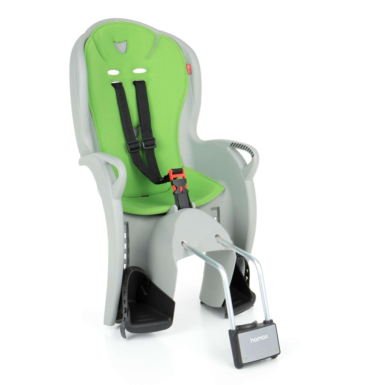 sedačka HAMAX KISS zadní světle šedá-zelená