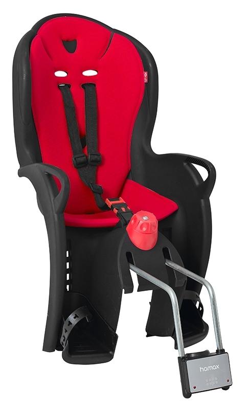 sedačka HAMAX SLEEPY zadní černo-červená