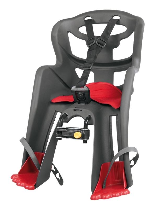 sedačka TATOO HANDLEFIX přední šedo-červená