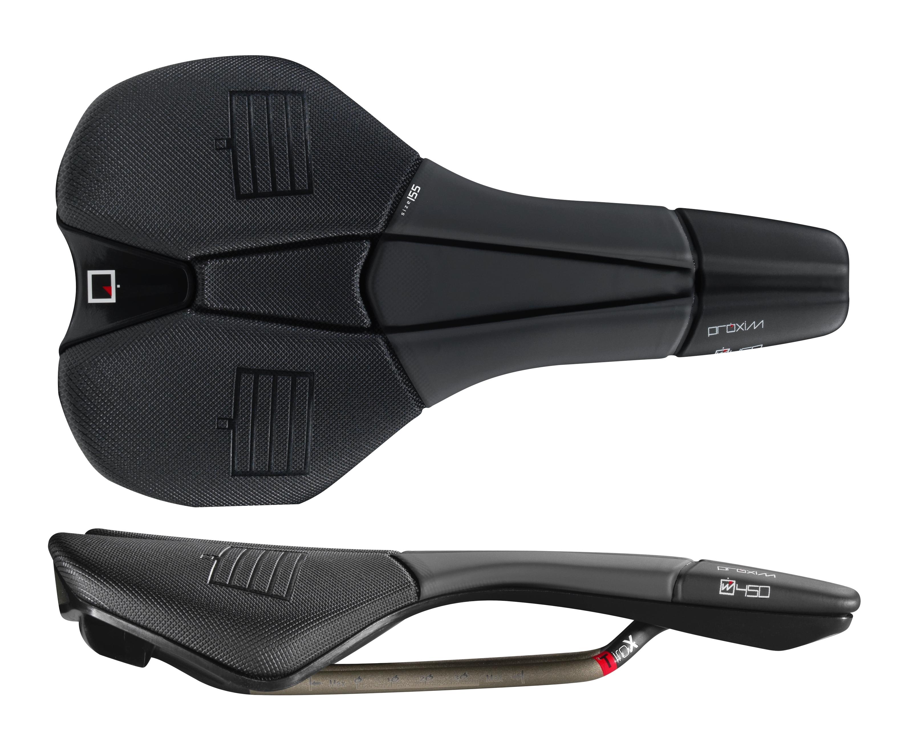 sedlo PROLOGO PROXIM W450 TIROX 155 černé