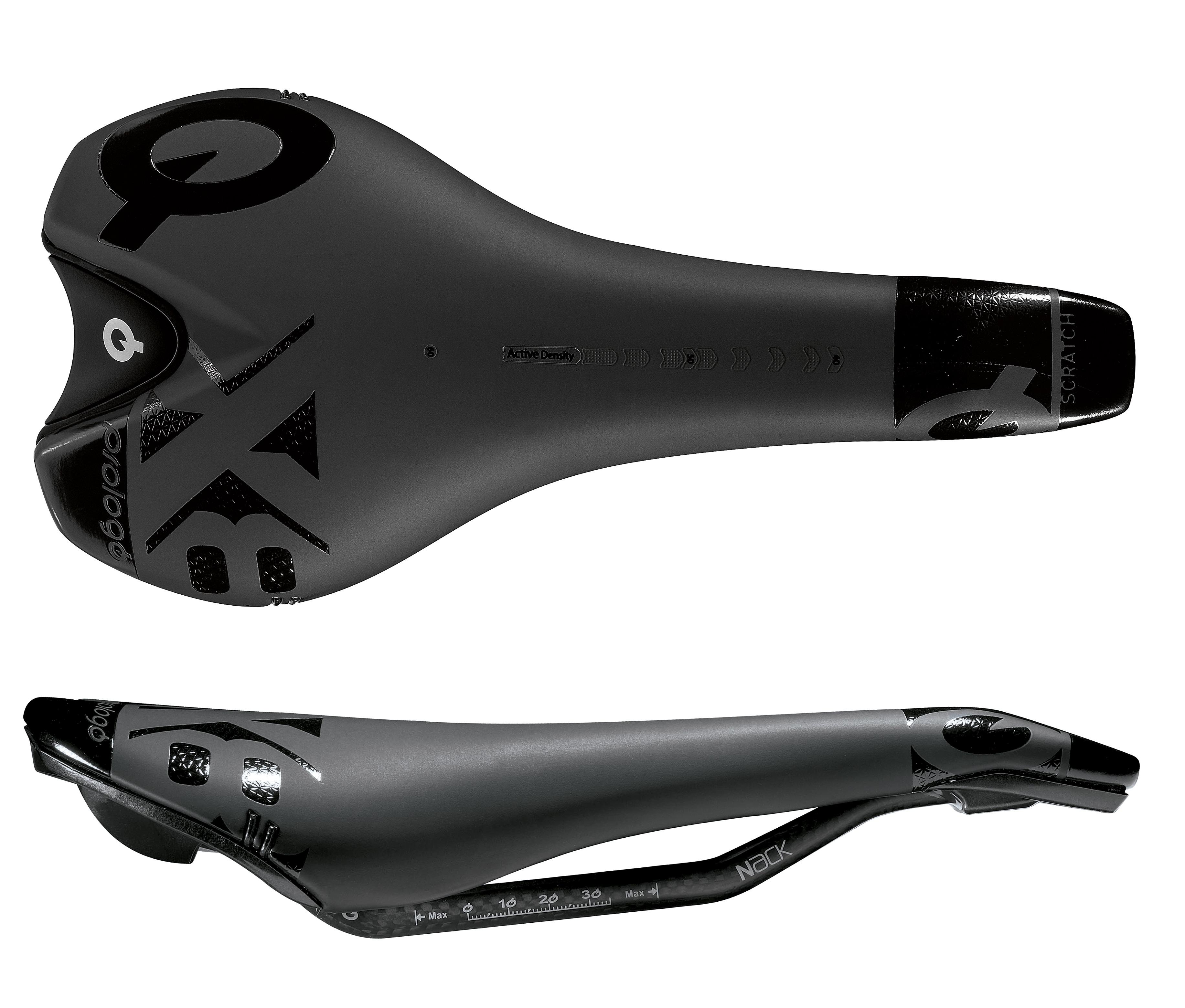 sedlo PROLOGO SCRATCH X8 NK 135 černé