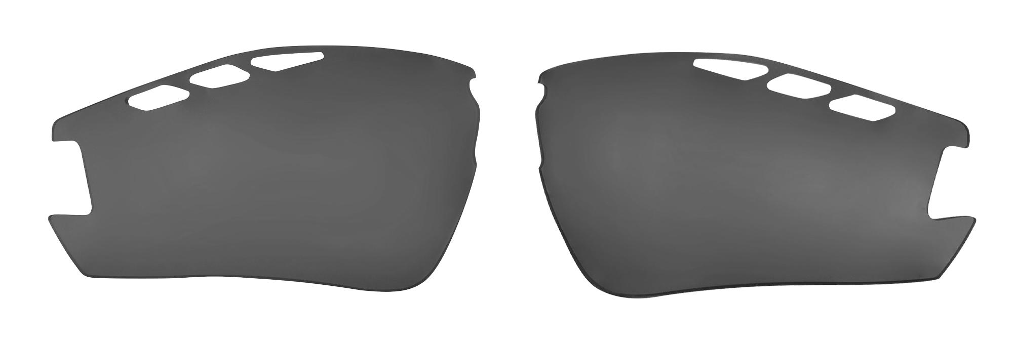 skla náhradní RIDE PRO , černá laser