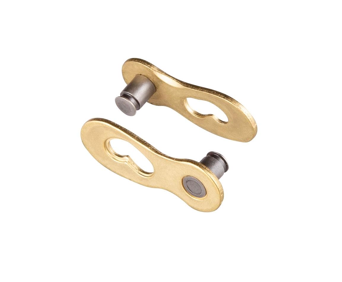 spojka CONNEX pro 9 řetěz, zlatá