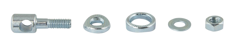 šroub pro uchycení MTB brzdových gumiček