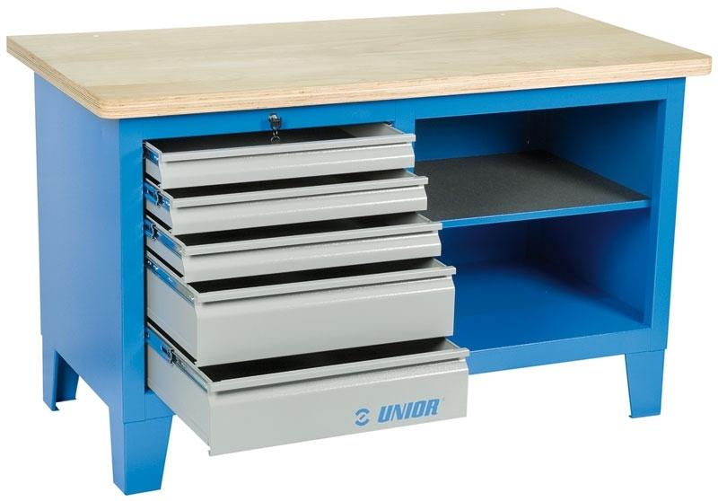 stůl pracovní UNIOR samostatný