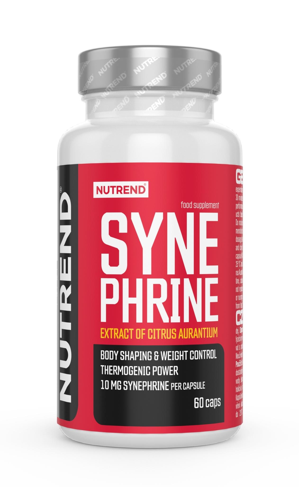 SYNEPHRINE 60 kapslí