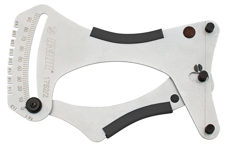 tenziometr UNIOR pro měření napětí drátů