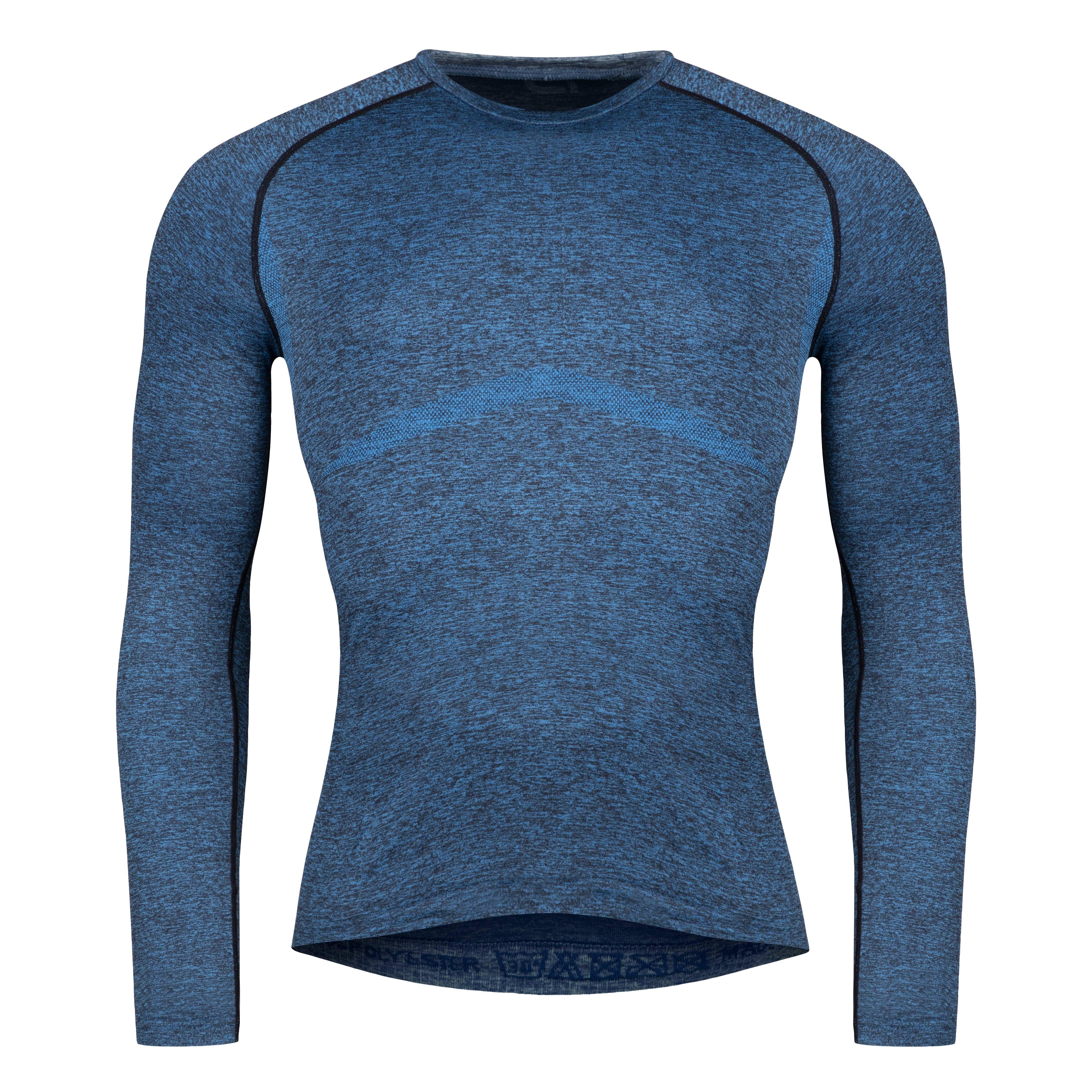 triko funkční F SOFT dlouhý rukáv, modré XL-XXL