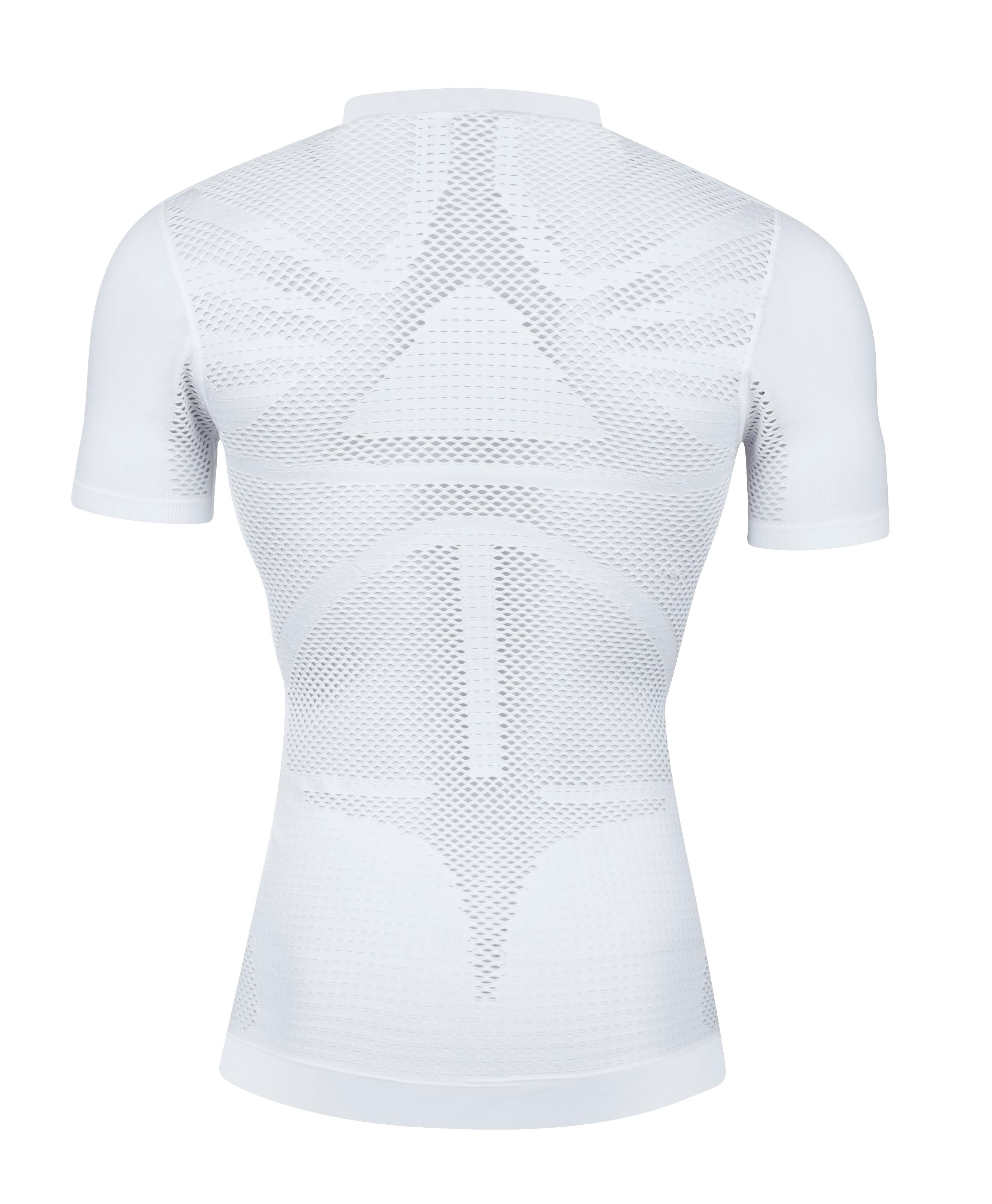 triko funkční  F SWELTER krátký rukáv,bílé S-M