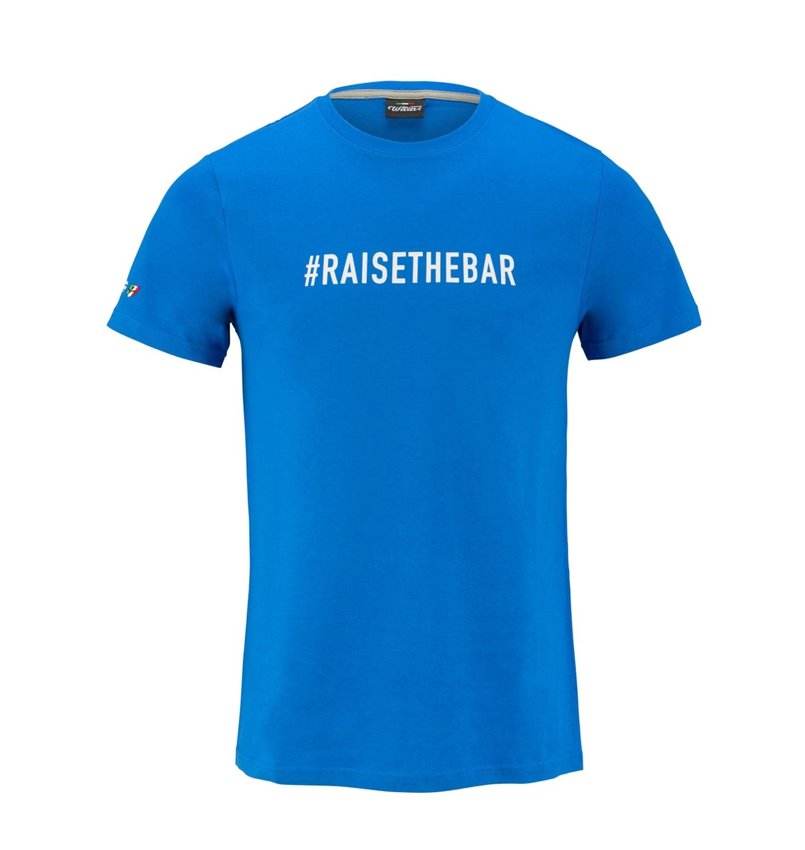 triko Wilier Raisethebar kr. rukáv, modré XL