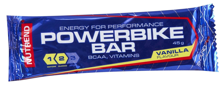 tyčinka POWER BIKE bar 45g vanilka